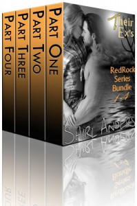 Their Ex's Redrock Serial Bundle 1-4 (Texas Alpha) - Shirl Anders
