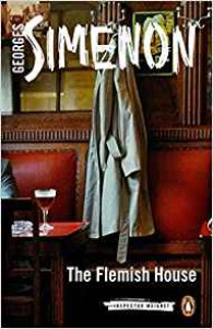 The Flemish House (Inspector Maigret #14) - Georges Simenon,  Shaun Whiteside (Translator)