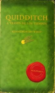 Quidditch A Través De Los Tiempos - Kennilworthy Whisp, J.K. Rowling