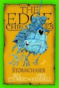 Edge Chronicles: Stormchaser (The Edge Chronicles) - 'Paul Stewart',  'Chris Riddell'