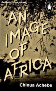 Image of Africa/the Trouble With Nigeria (Great Ideas) - Chinua Achebe