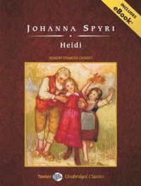 Heidi, with eBook - Johanna Spyri, Frances Cassidy