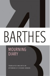 Mourning Diary - Roland Barthes