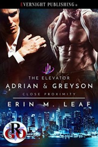 The Elevator (Close Proximity #1) - Erin M. Leaf