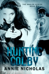 Hunting Colby - Annie Nicholas