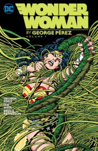 Wonder Woman By George Perez Vol. 1 - George Perez