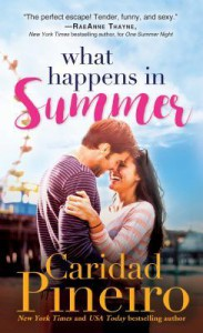 What Happens in Summer - Caridad Piñeiro