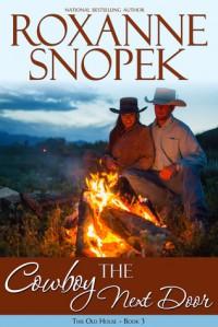 The Cowboy Next Door - Roxanne Snopek