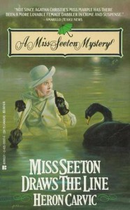 Miss Seeton Draws The Line - Heron Carvic