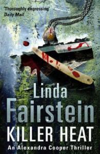 Killer Heat - Linda Fairstein