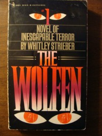 The Wolfen - Whitley Strieber