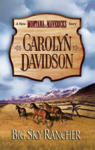 Big Sky Rancher - Carolyn Davidson