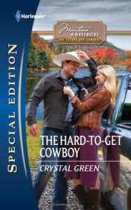The Hard-to-Get Cowboy - Crystal Green