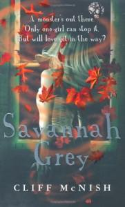 Savannah Grey - Cliff McNish
