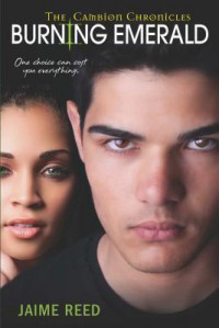 Burning Emerald (The Cambion Chronicles, #2) - Jaime Reed