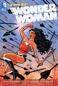 Wonder Woman, Vol. 1: Blood - Tony Aikins, Cliff Chiang, Brian Azzarello