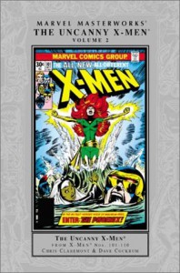Marvel Masterworks: The Uncanny X-Men, Vol. 2 - Chris Claremont