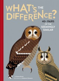 What's the Difference?: 40+ Pairs of the Seemingly Similar -  Emma Strack