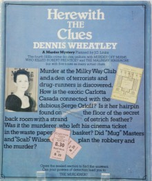 Herewith the Clues - Dennis Wheatley, J.G. Links