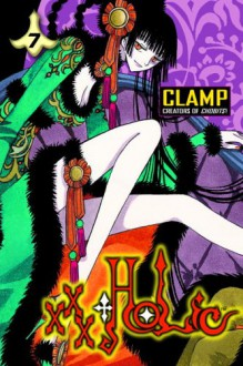 xxxHolic, Vol. 7 - CLAMP,William Flanagan