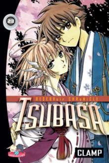 Tsubasa: RESERVoir CHRoNiCLE, Vol. 23 - Clamp