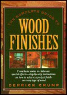 Complete Guide to Wood Finishes - Derrick Crump