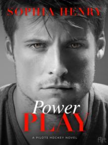 Power Play: A Pilots Hockey Novel - Sophia Henry