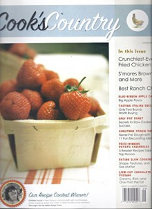 Cook's Country (Charter Issue) - Christopher Kimball