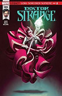 Doctor Strange (2015-) #381 - Donny Cates,Mike Del Mundo,Gabriel Hernandez Walta