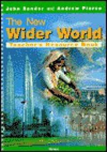 The New Wider World - Alison Rae, Neil Anthony Punnett