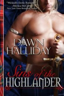 A Highlander for the Holidays - Dawn Halliday