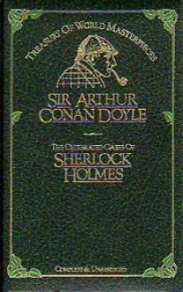 The Celebrated Cases of Sherlock Holmes - Arthur Conan Doyle