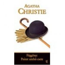 Függöny: Poirot utolsó esete (Hercule Poirot, #39) - László Gy. Horváth, Agatha Christie