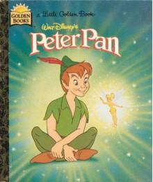 Peter Pan (A Golden Book) - Eugene Bradley Coco;J.M. Barrie;Ron Dias