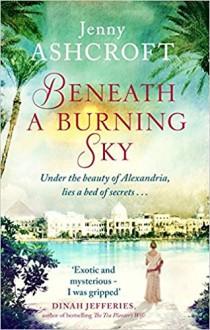 Beneath a burning sky - Jenny Ashcroft