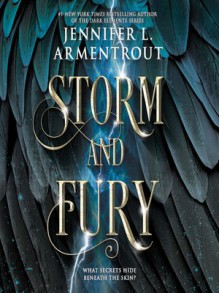 Storm and Fury (The Harbinger #1) - Jennifer L. Armentrout