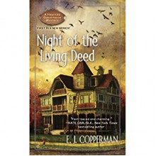 Night of the Living Deed - Audible Studios,Amanda Ronconi,E.J. Copperman