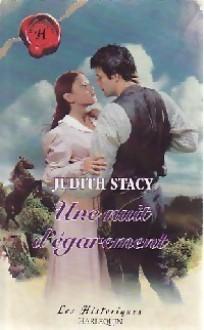 Une nuit d'égarement - Judith Stacy