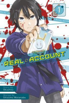 Real Account 1 - Okushou, Shizumu Watanabe