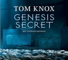 Genesis Secret Thriller - Sean Thomas, Sepp Leeb