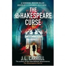 Shakespeare Curse - Jennifer Lee Carrell
