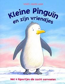 Kleine Pinguïn en zijn vriendjes - Kath Jewitt