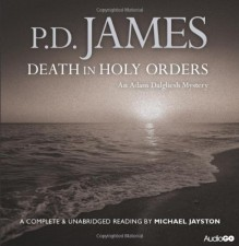 Death in Holy Orders - P.D. James, Michael Jayston