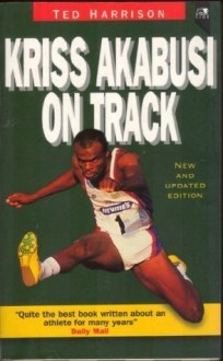 Kriss Akabusi on Track - Ted Harrison