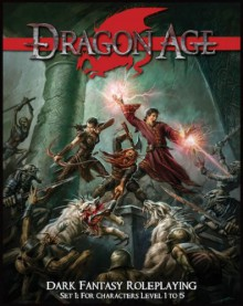 Dragon Age RPG Core Rulebook Set - Chris Pramas