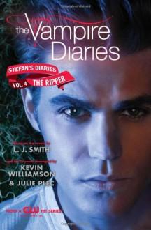 The Ripper - Julie Plec, L.J. Smith, Kevin Williamson