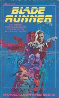 Blade Runner (The Official Comics Illustrated Version) - Philip K. Dick
