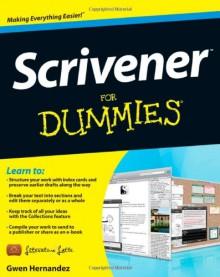 Scrivener For Dummies - Gwen Hernandez