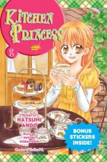 Kitchen Princess 8 - Natsumi Ando;Miyuki Kobayashi