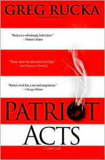 Patriot Acts - Greg Rucka